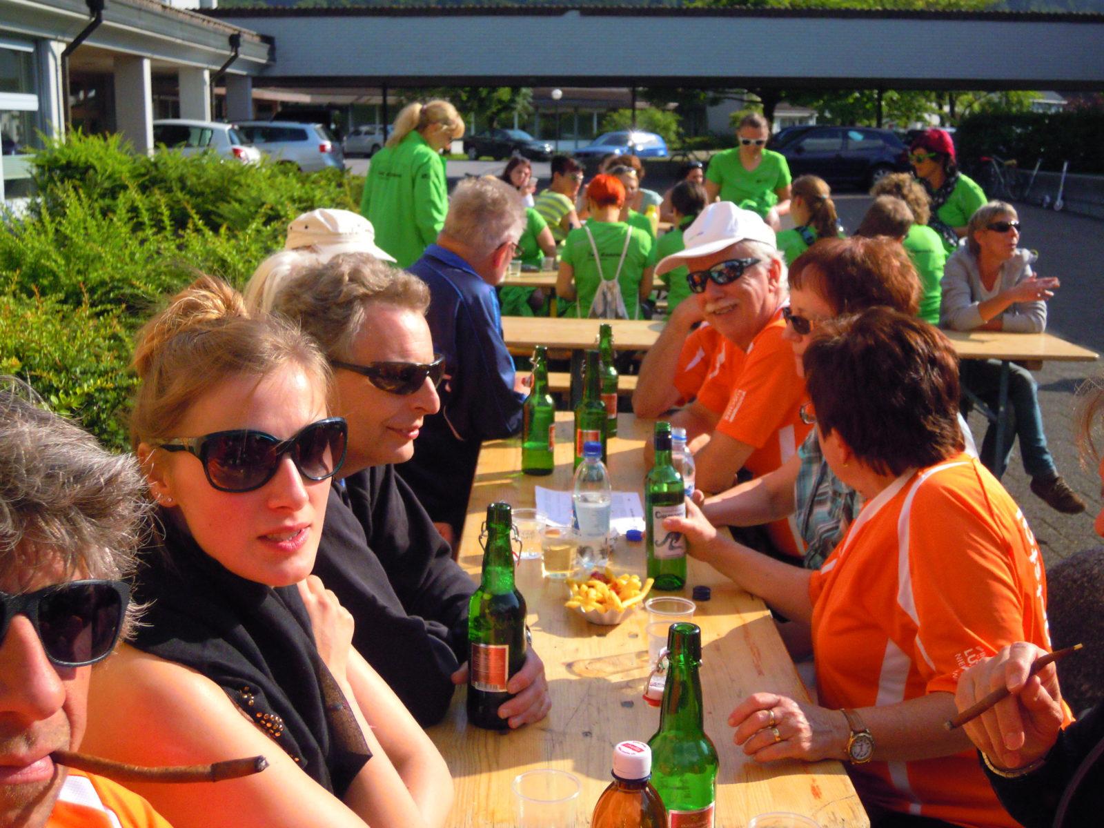 Erfolgreicher Verbandsturntag 2014 in Niederurnen