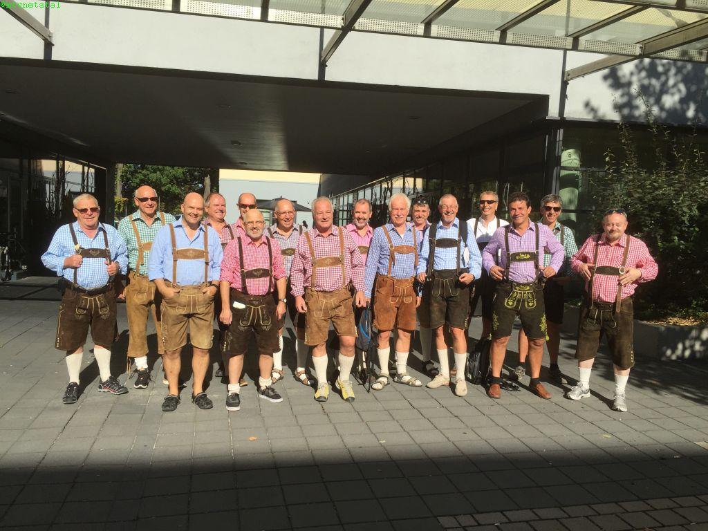 Turnfahrt 2015 – München