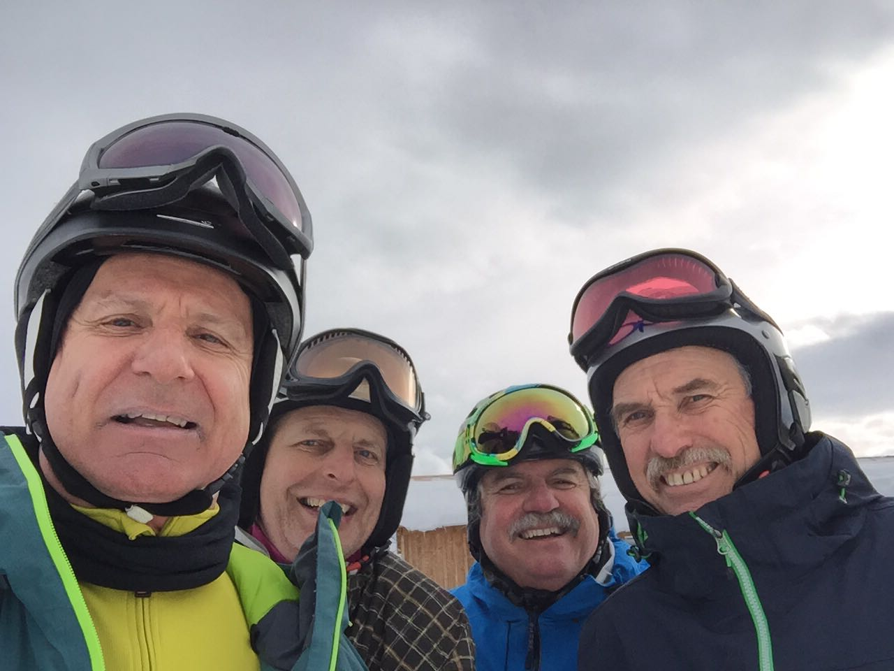 Skitag in Braunwald
